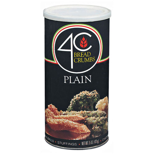 4C BREAD CRUMBS PLAIN 15oz