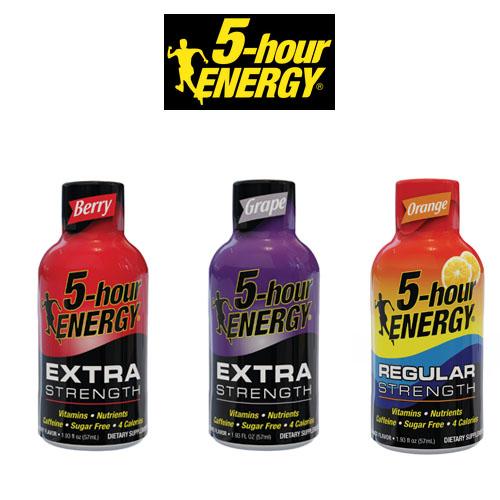 5-HOUR ENERGY SHOTS1.93oz