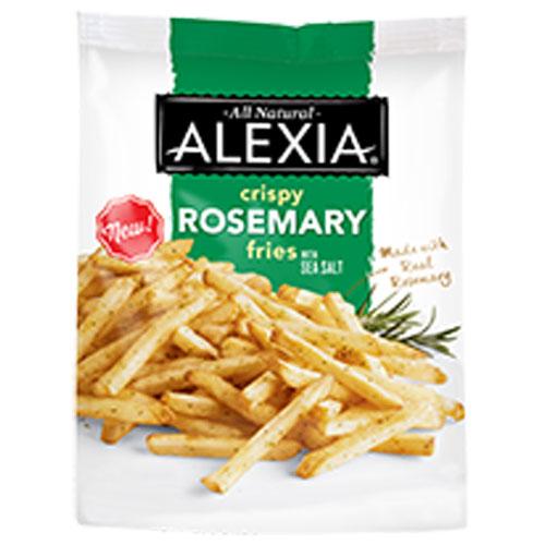 ALEXIA FRIES CRISPY W/ROSEMARY SEA SALT 16oz