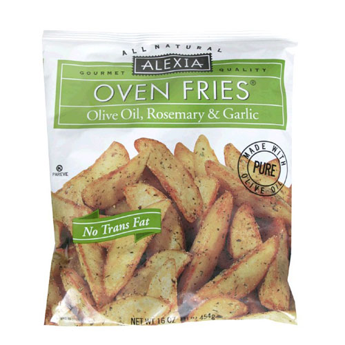 ALEXIA FRIES OVEN WITH OLIVE OIL ROSEMARY 16oz