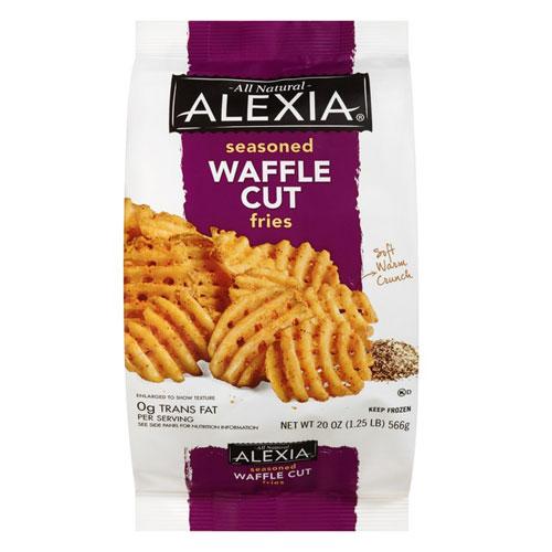 ALEXIA FRIES WAFFLE CUT 20oz