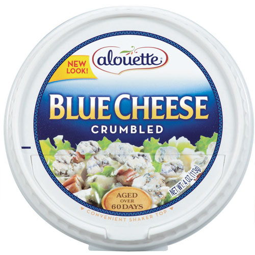 ALOUETTE BLUE CHEESE CRUMBLES 4oz.