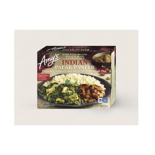 AMY'S INDIAN PALAK PANNER 10oz