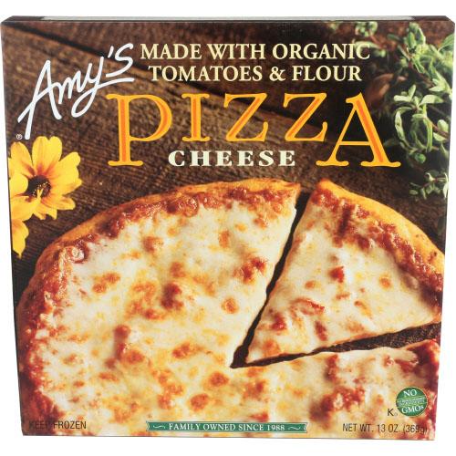 AMY'S ORGANIC PIZZA CHEESE 13oz