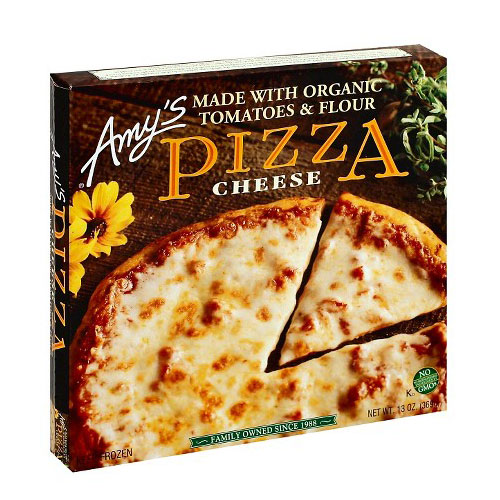 AMY'S PIZZA CHEESE 13oz