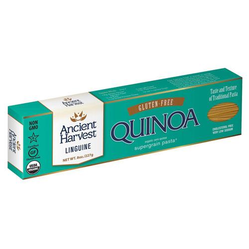 ANCIENT HARVEST GLUTEN FREE QUINOA PASTA LINGUINE 8oz