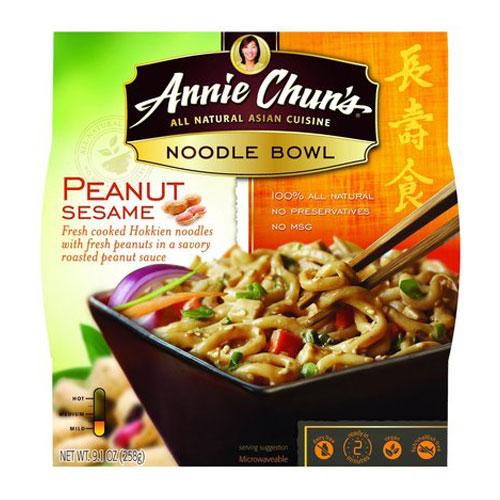 ANNIE CHUN'S PEANUT SESAME 9.1oz