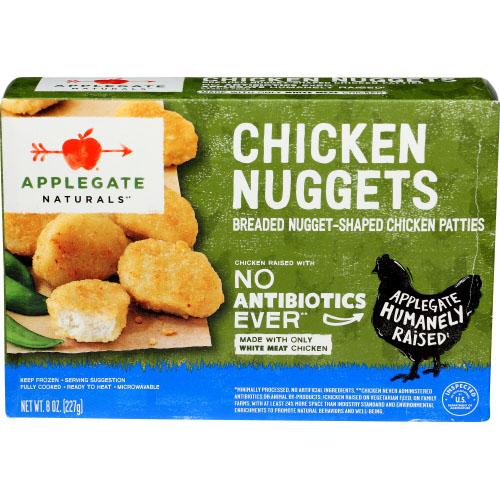 APPLEGATE NATURALS CHICKEN NUGGETS 8oz