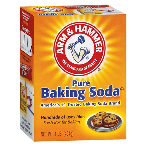 ARM&HAMMER BAKING SODA 16oz