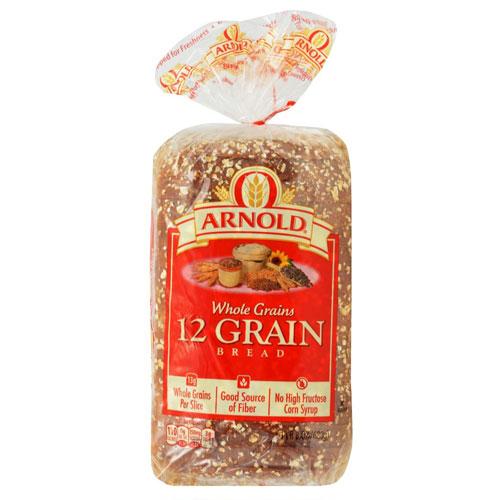 ARNOLD WHOLE GRAINS BREAD 24oz
