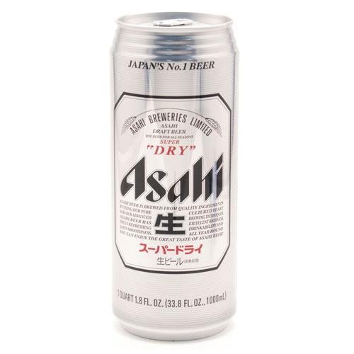 ASAHI SUPER DRY 24oz.