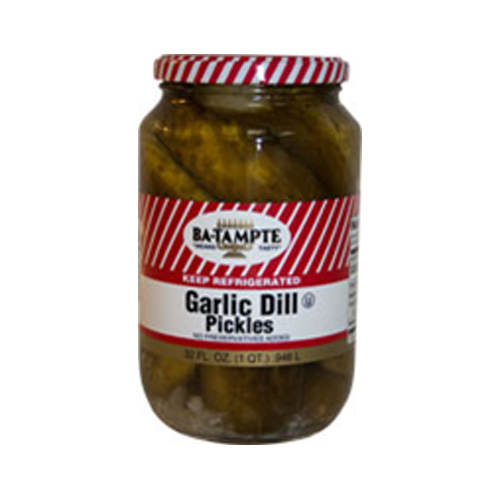 BA TAMPTE GARLIC DILL PICKLES 32oz