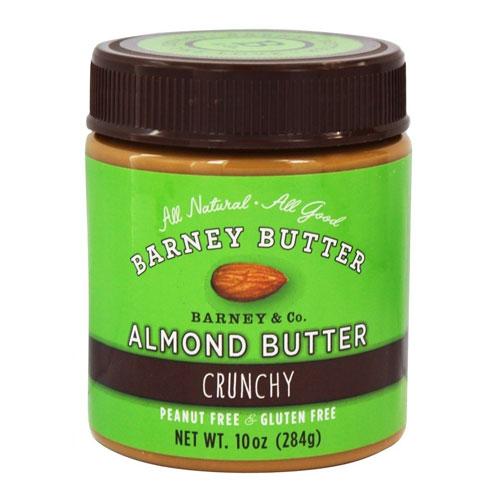 BARNEY BUTTER ALMOND CRUNCHY 10oz