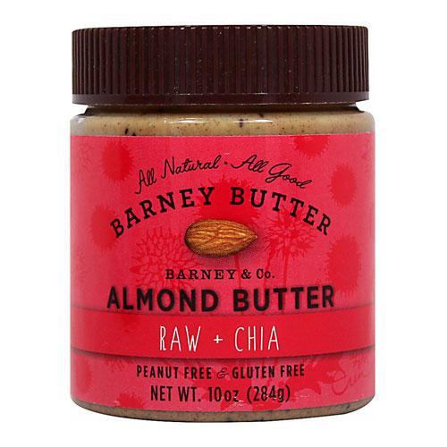 BARNEY BUTTER ALMOND RAW CHIA 10oz