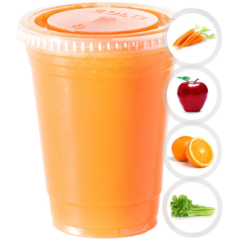 BEAUTY (CARROT, APPLE, ORANGE, CELERY) SELECT 16oz OR 20oz