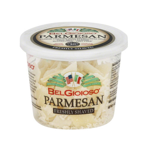 BEL GIOIOSO SHAVED PARMESAN CHEESE 5oz.