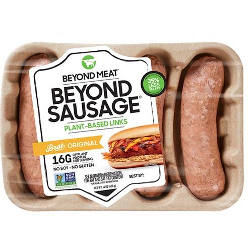 BEYOND MEAT PLANT BASED SAUSAGE ORIGINAL 14oz