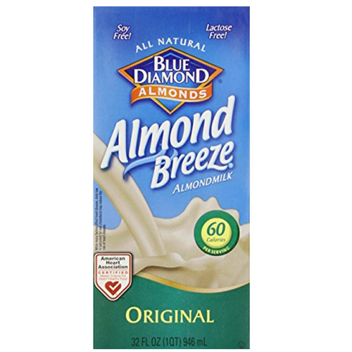 BLUE DIAMOND ALMOND BREEZE ALMONDMILK ORIGINAL 32oz