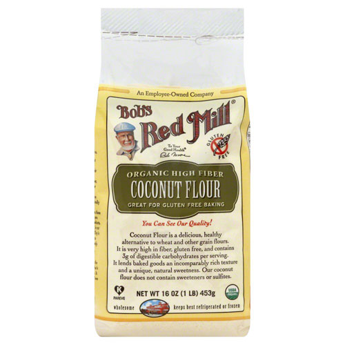 BOBS RED MILL COCONUT FLOUR 16oz