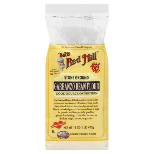 BOBS RED MILL GARBANZO BEAN FLOUR 16oz