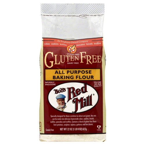 BOBS RED MILL GLUTEN FREE ALL PURPOSE BAKING FLOUR 22oz