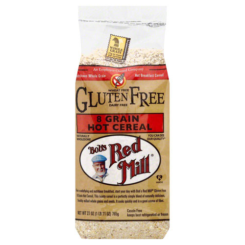 BOBS RED MILL HOT CEREAL 8 GRAIN 27oz