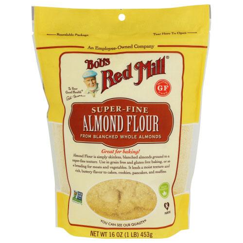 BOB'S RED MILL SUPER-FINE ALMOND FLOUR 16oz