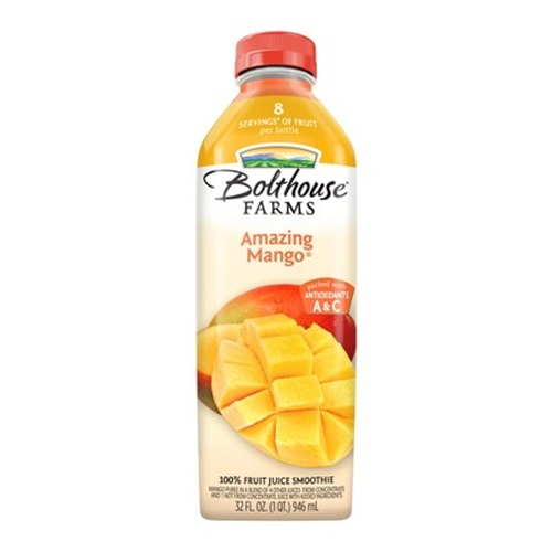 BOLTHOUSE FARMS JUICE AMAZING MANGO 32oz