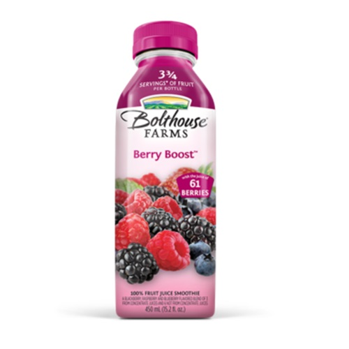 BOLTHOUSE FARMS JUICE BERRY BOOST 15.2oz