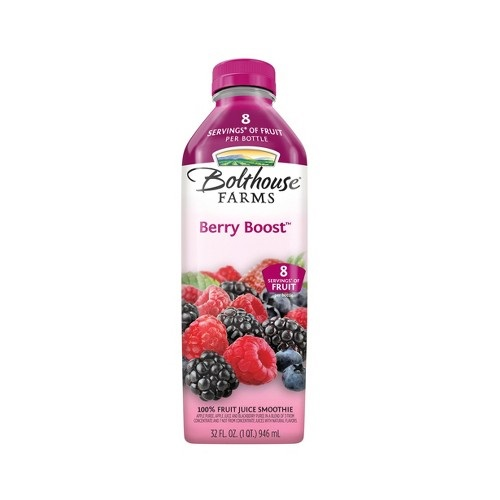 BOLTHOUSE FARMS JUICE BERRY BOOST 32oz