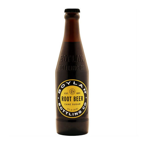 BOYLAN SODA ROOT BEER 12oz