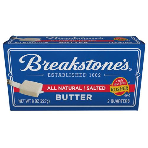 BREAKSTONES  BUTTER SALTED 8oz