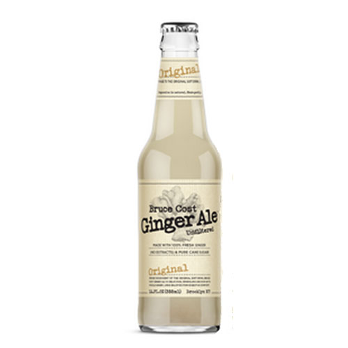 BRUCE COST GINGER ALE ORIGINAL 12oz