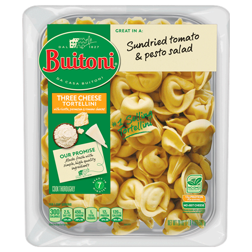 BUITONI THREE CHEESE TORTELLINI 20oz