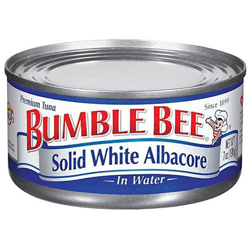 BUMBLE BEE SOLID WHITE ALBACORE 5oz