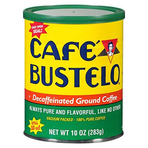 CAFE BUSTELO GROUND DECAF 10oz