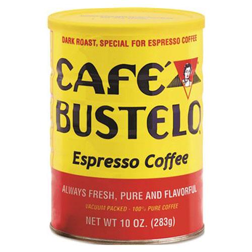 CAFE BUSTELO GROUND ESRESSO CAN 10oz