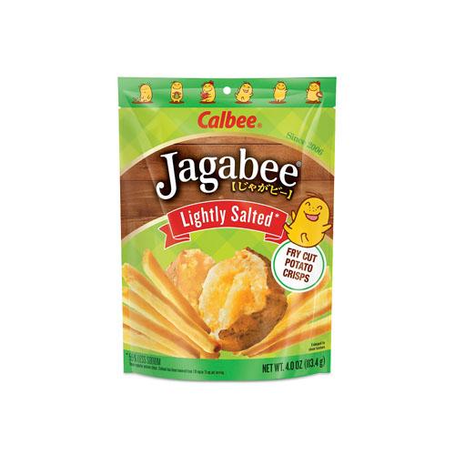 CALBEE JAGABEE LIGHLTY SALTED 4oz