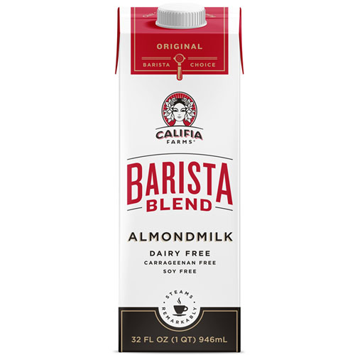 CALIFIA FARM BARISTA BLEND ALMOND MILK 32oz