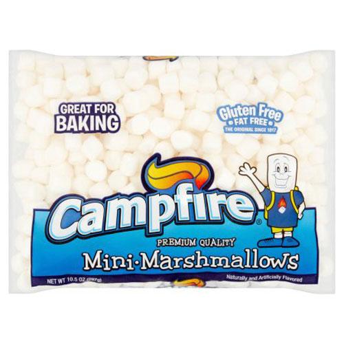 CAMPFIRE MINI MARSHMALLOWS 10.5oz
