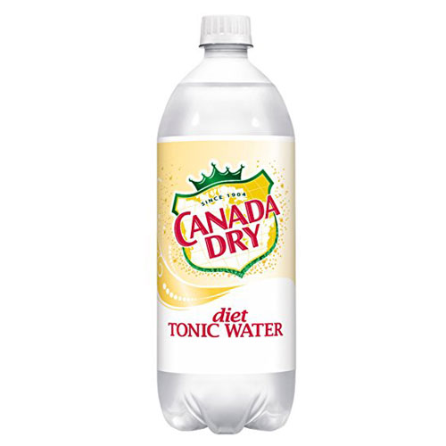 CANADA DRY DIET TONIC WATER 1L