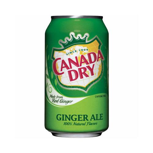 CANADA DRY 12oz