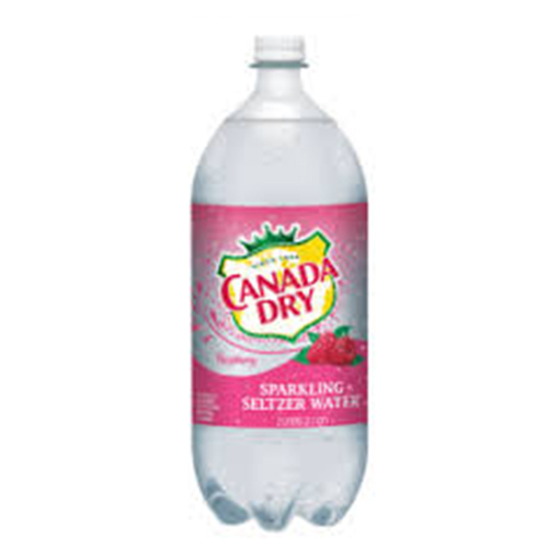 CANADA DRY SPARKLING SELTZER WATER POMEGRANATE CHERRY 1lt