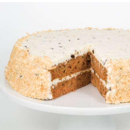 CARROT SPICE LAYER CAKE