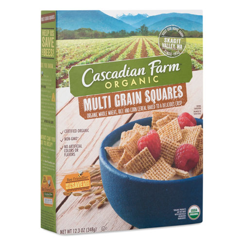 CASCADIAN FARM CEREAL MULTI GRAIN 12.3oz