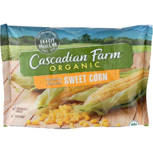 CASCADIAN FARM ORGANIC SWEET CORN 16oz