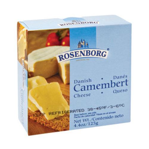 CASTELLO DANISH CAMEMBERT CHEESE 4.4oz.