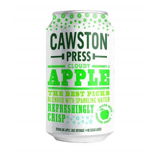 CAWSTON PRESS SPARKLING CLOUDY APPLE 11.15oz