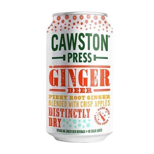 CAWSTON PRESS SPARKLING GINGER BEER 11.15oz