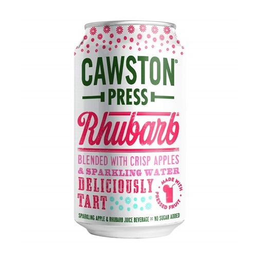 CAWSTON PRESS SPARKLING RHUBARB 11.15oz